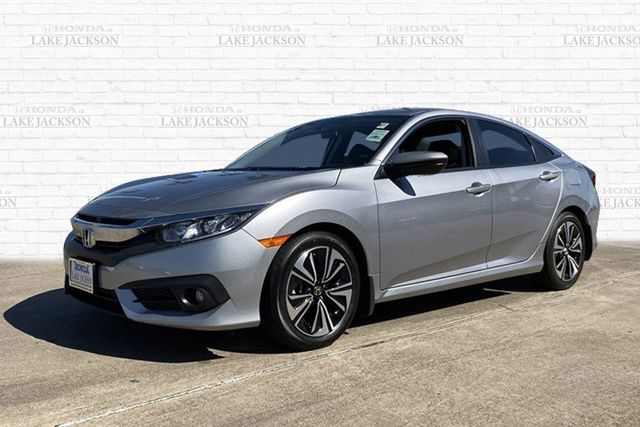 Certified 2017 Honda Civic EX-T