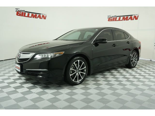 2017 Acura TLX w/Technology Package