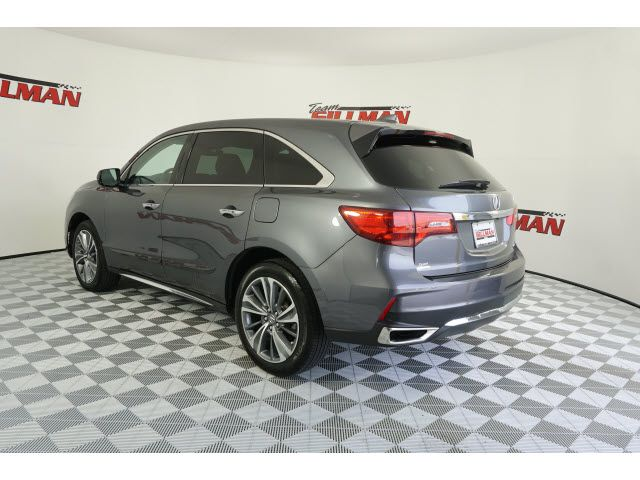 Certified 2017 Acura MDX 3.5L w/Technology Package