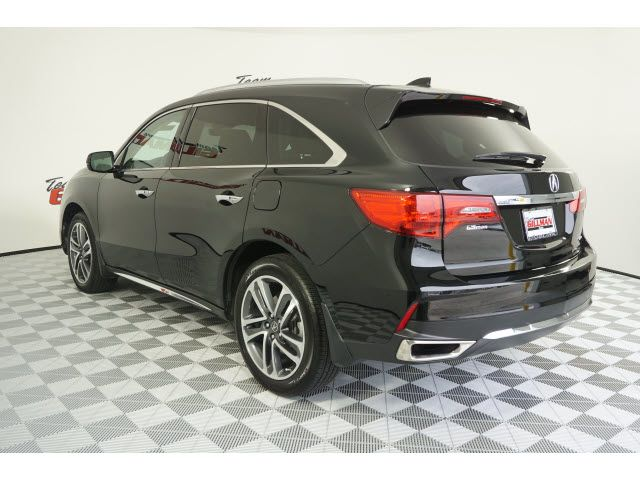 Certified 2017 Acura MDX 3.5L w/Advance Package
