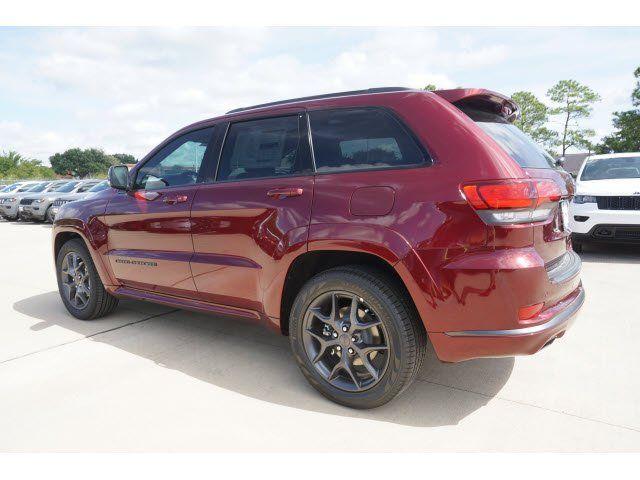 2020 Jeep Grand Cherokee Limited X