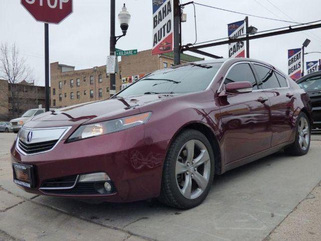 2012 Acura TL 3.5 Advance