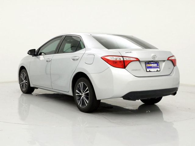 2016 Toyota Corolla LE Plus For Sale Specifications, Price and Images