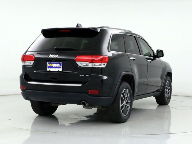 2018 Jeep Grand Cherokee Limited For Sale Specifications, Price and Images