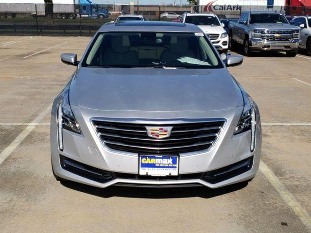 2016 Cadillac CT6 2.0L Turbo Standard