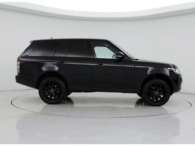 2016 Land Rover Range Rover 3.0L Turbocharged Diesel Td6 For Sale Specifications, Price and Images