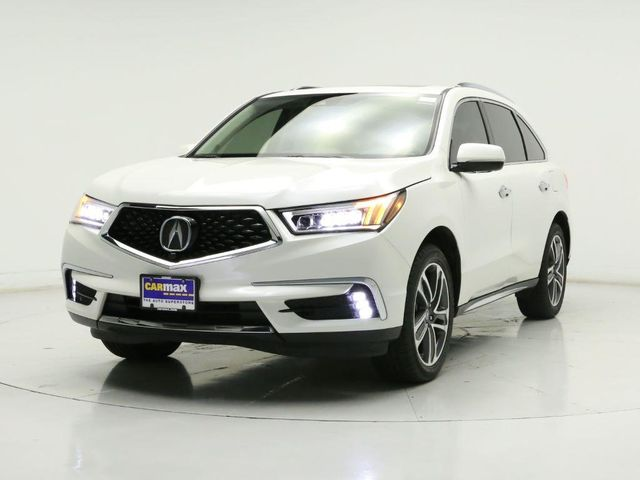 2018 Acura MDX 3.5L w/Advance Package For Sale Specifications, Price and Images