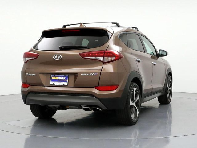 2016 Hyundai Tucson Limited For Sale Specifications, Price and Images