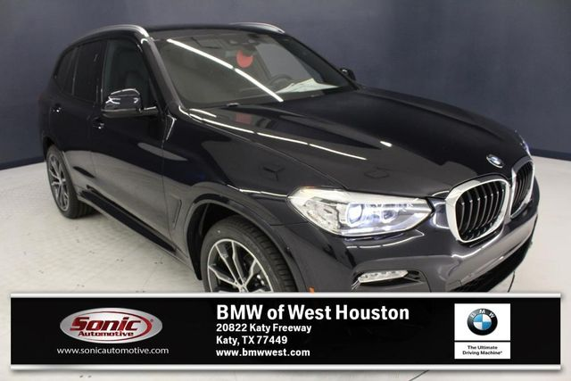 2019 BMW X3 sDrive30i For Sale Specifications, Price and Images