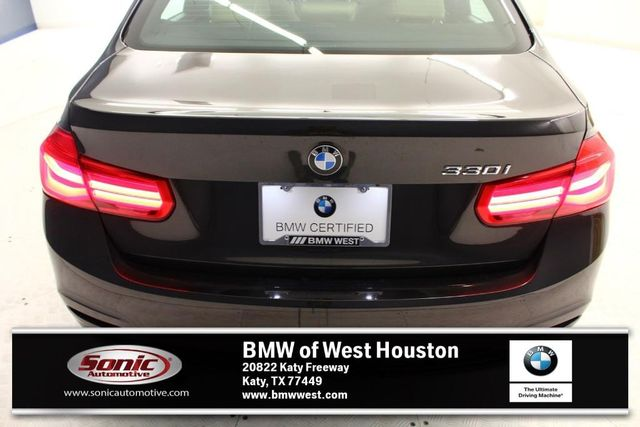 Certified 2018 BMW 330 i For Sale Specifications, Price and Images