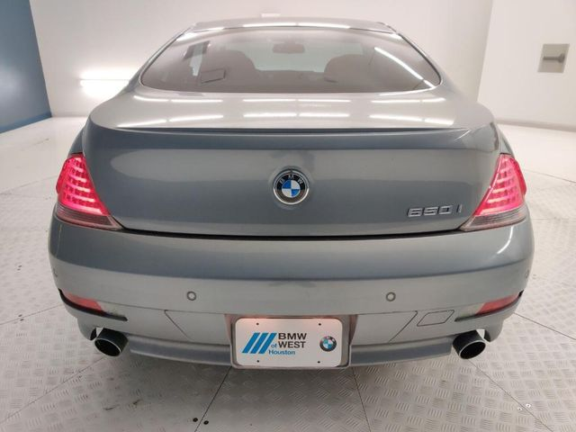 2007 BMW 650 i For Sale Specifications, Price and Images
