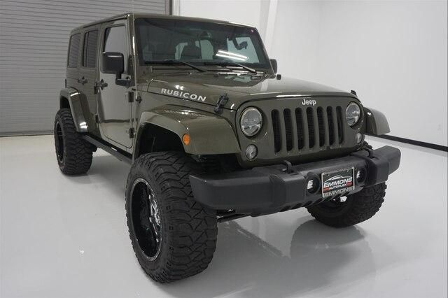 2015 Jeep Wrangler Unlimited Rubicon For Sale Specifications, Price and Images