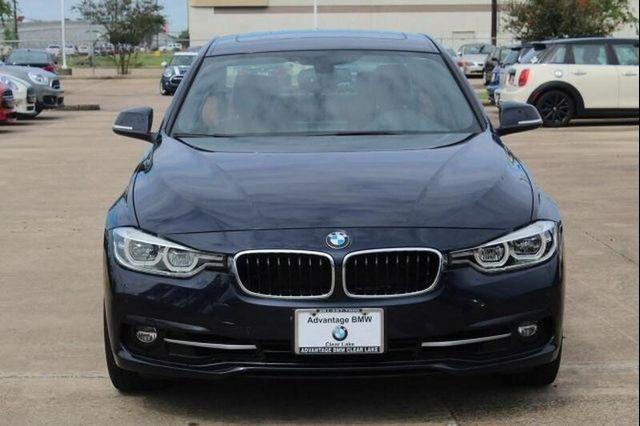Certified 2017 BMW 330 i