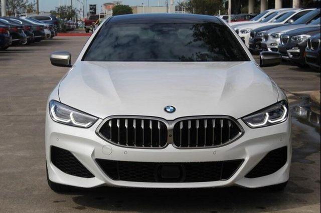 2020 BMW M850 Gran Coupe i xDrive