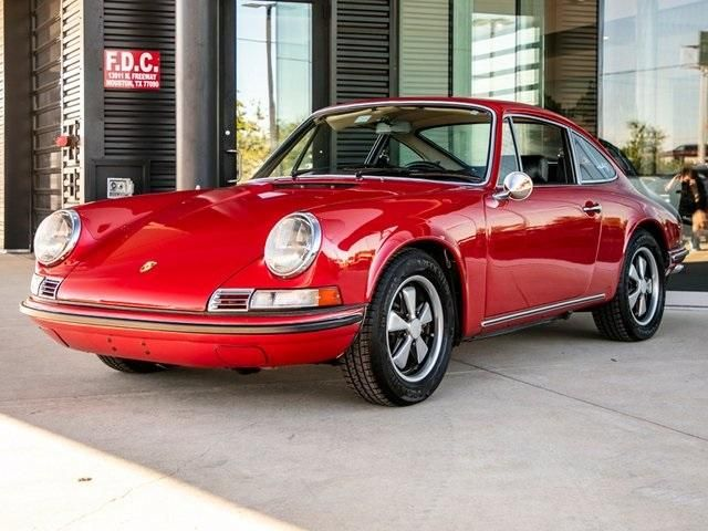 1970 Porsche 911 T For Sale Specifications, Price and Images