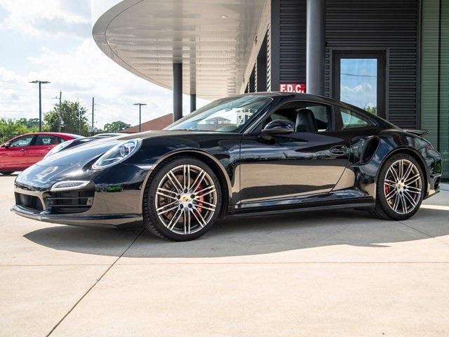 Certified 2014 Porsche 911 Turbo