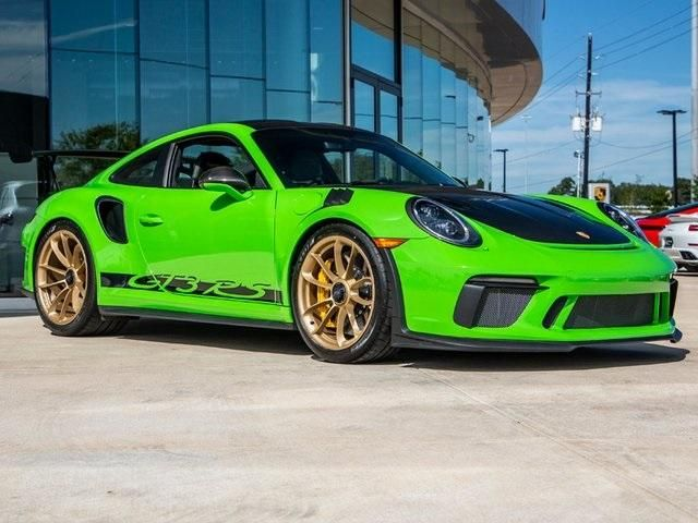 2019 Porsche 911 GT3 RS For Sale Specifications, Price and Images