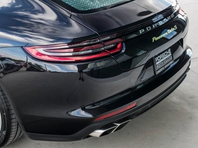 Certified 2018 Porsche Panamera e-Hybrid Turbo S For Sale Specifications, Price and Images