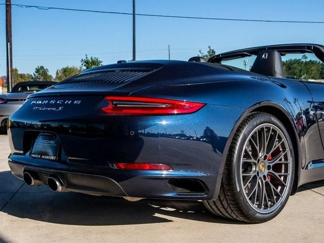 Certified 2017 Porsche 911 Carrera S For Sale Specifications, Price and Images