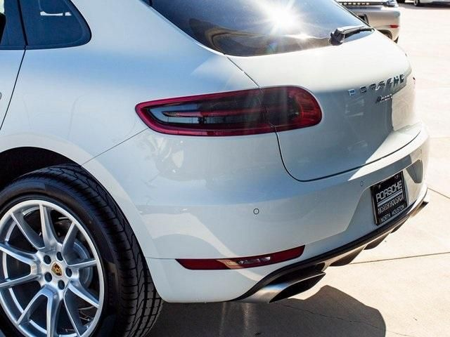 2018 Porsche Macan SERVICE LOANER For Sale Specifications, Price and Images