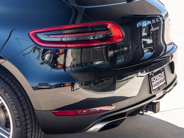 Certified 2018 Porsche Macan SERVICE LOANER For Sale Specifications, Price and Images