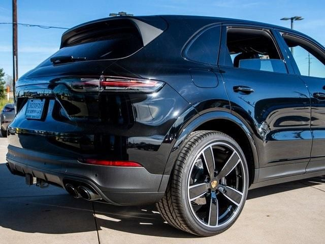 2020 Porsche Cayenne Base For Sale Specifications, Price and Images