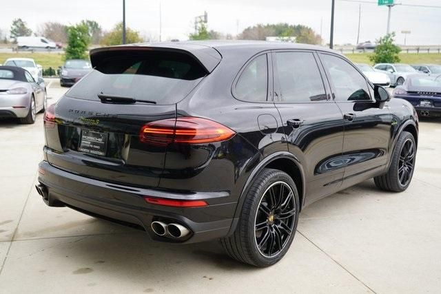 Certified 2018 Porsche Cayenne E-Hybrid S For Sale Specifications, Price and Images