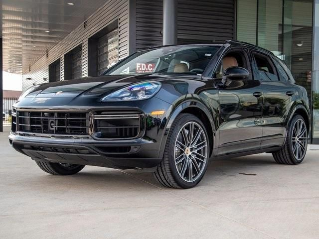 Certified 2019 Porsche Cayenne Turbo For Sale Specifications, Price and Images