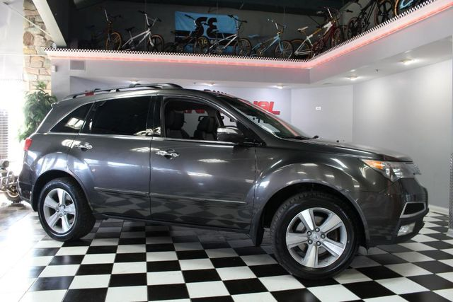2011 Acura MDX 3.7L Technology