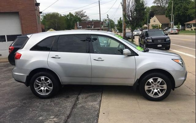 2009 Acura MDX For Sale Specifications, Price and Images