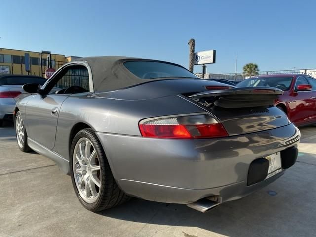 2001 Porsche 911 Carrera Cabriolet For Sale Specifications, Price and Images