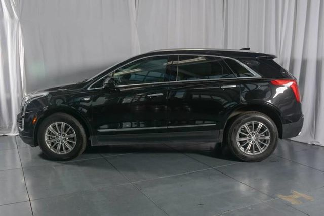 Certified 2017 Cadillac XT5 Luxury