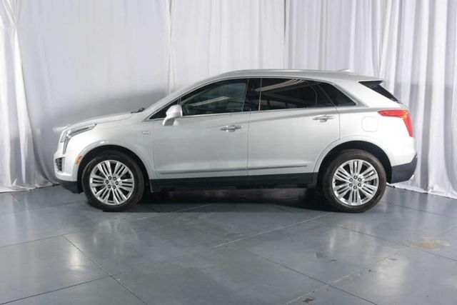 Certified 2017 Cadillac XT5 Premium Luxury