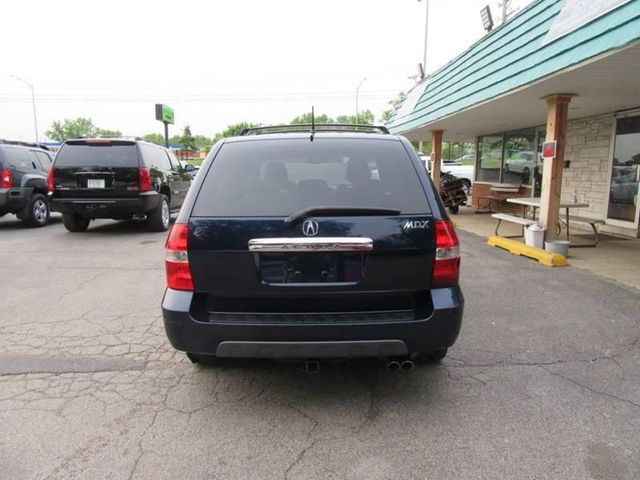 2003 Acura MDX Touring For Sale Specifications, Price and Images