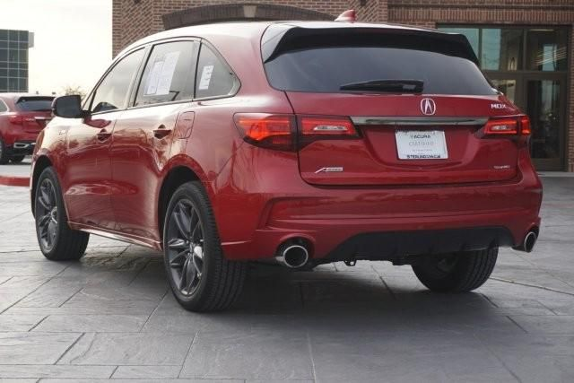 2019 Acura MDX 3.5L Technology & A-Spec Pkgs For Sale Specifications, Price and Images