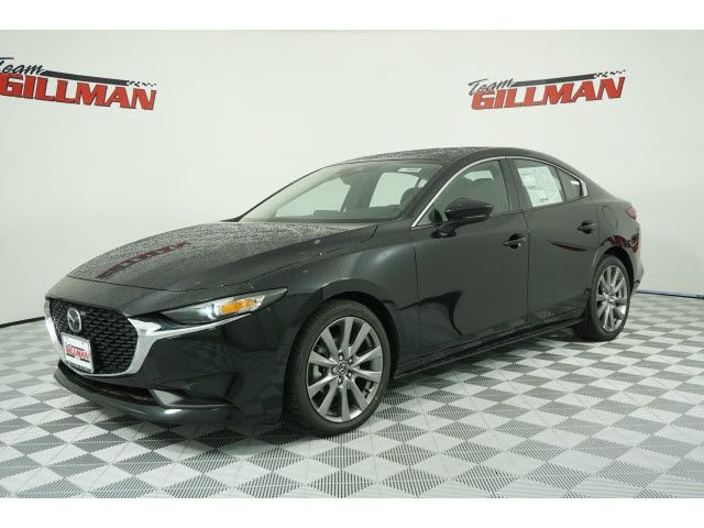 2020 Mazda Mazda3 FWD w/Select Package