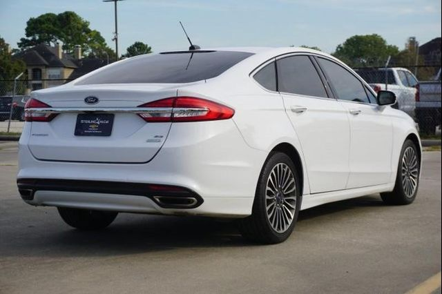 2017 Ford Fusion SE For Sale Specifications, Price and Images