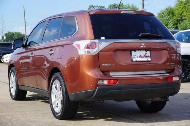 2014 Mitsubishi Outlander GT For Sale Specifications, Price and Images