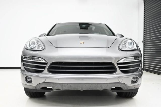 2012 Porsche Cayenne Base For Sale Specifications, Price and Images