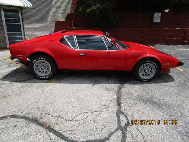 1974 DeTomaso Pantera For Sale Specifications, Price and Images