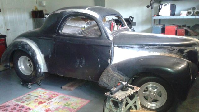 1941 Willys Americar For Sale Specifications, Price and Images