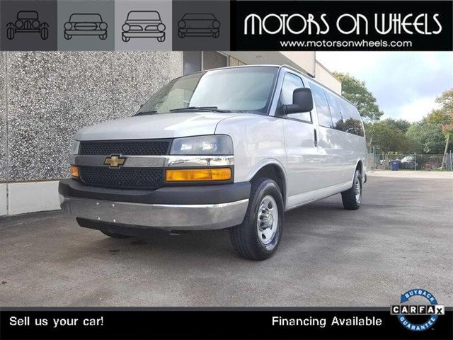 2013 Chevrolet Express 3500 LT