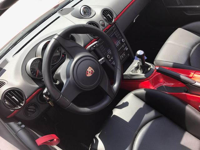 2011 Porsche Boxster Spyder For Sale Specifications, Price and Images
