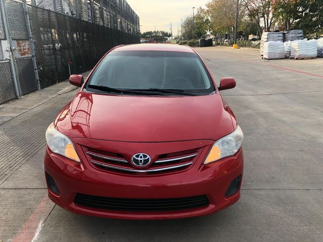 2013 Toyota Corolla LE For Sale Specifications, Price and Images