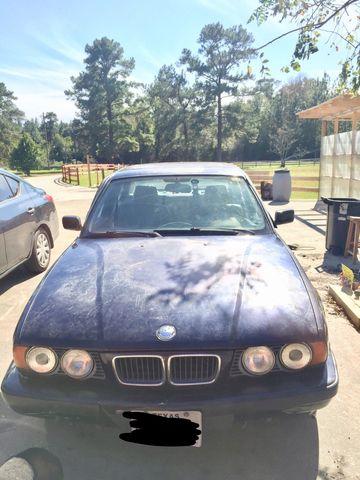 1995 BMW 525 i