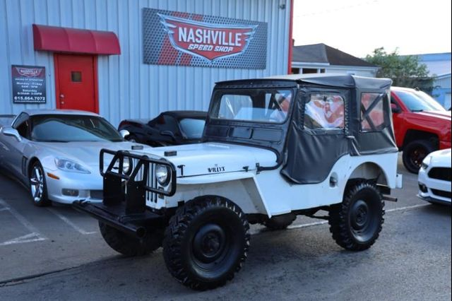 1947 Willys For Sale Specifications, Price and Images
