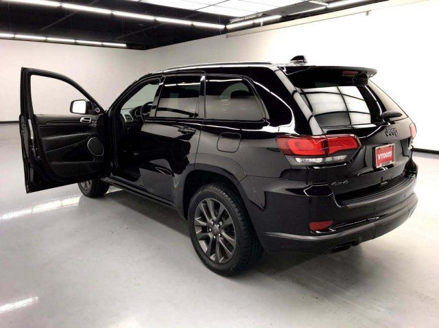 2018 Jeep Grand Cherokee High Altitude For Sale Specifications, Price and Images