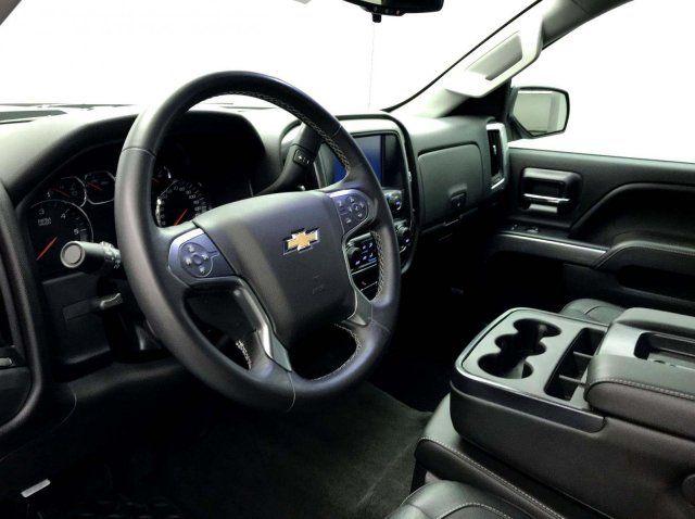 2016 Chevrolet Silverado 2500 LT