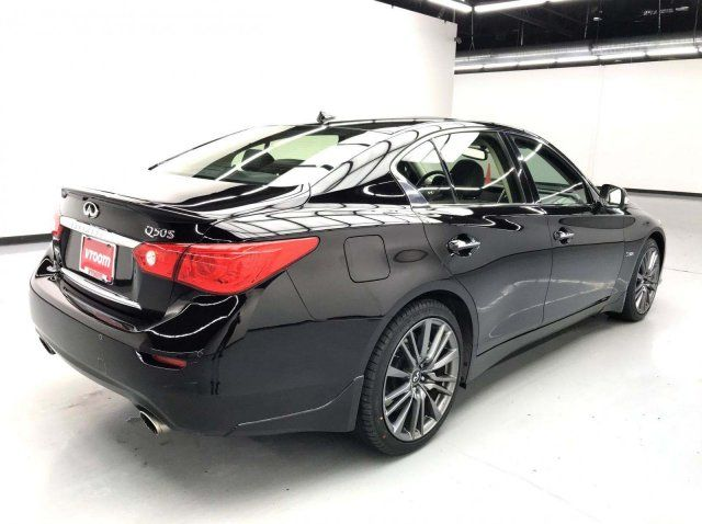 2016 INFINITI Q50 3.0t Red Sport 400 For Sale Specifications, Price and Images