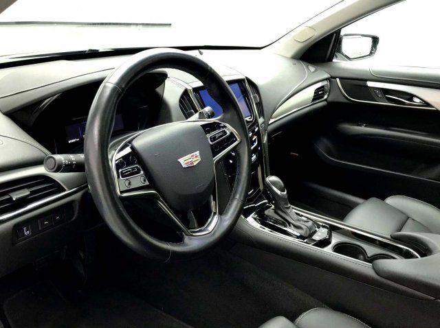 2016 Cadillac ATS 2.0L Turbo Luxury